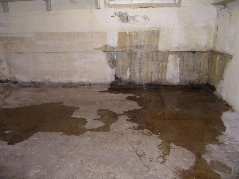 Basement Waterproofing This Spring