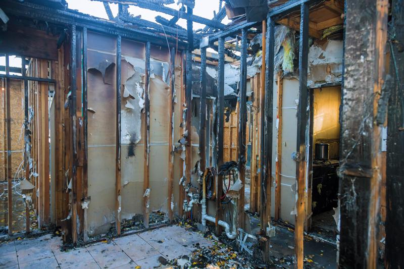 Emergency Restoration for Fire Damage in Windsor